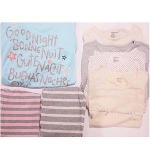 GAP Pajama Bundle